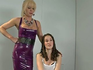 AnyPorn Video - Curly Haired Girl Bonnie Day Ass And Pussy Fucked By Shemale Joanna Jet