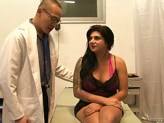 AnyPorn Video - Transsexual Stephanny Tricks Has Sex With An Asian Doctor