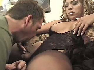 AnySex Video - This Pervert Loves To Suck This Tranny's Cock And It Shows