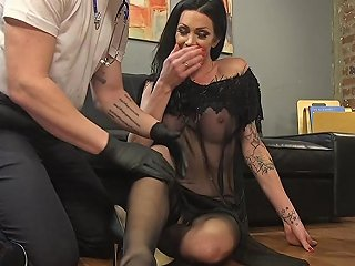 GotPorn Video - Transgender Dom Anal Fucks Doctor Doggystyle